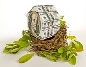 House nest egg for sellers