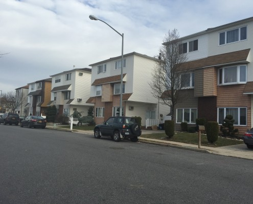 Arden Heights semi attached homes