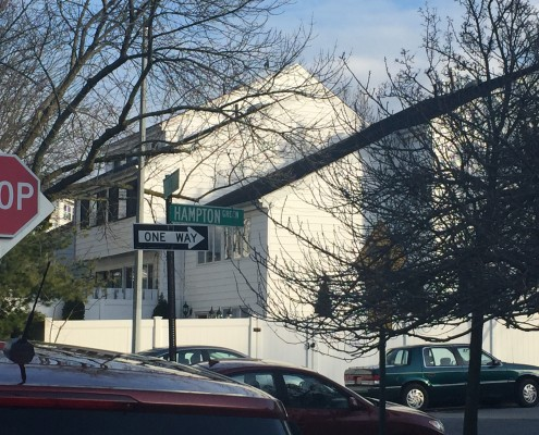 Townhouses in Arden Heights