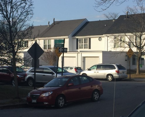 Arden Heights Townhouses