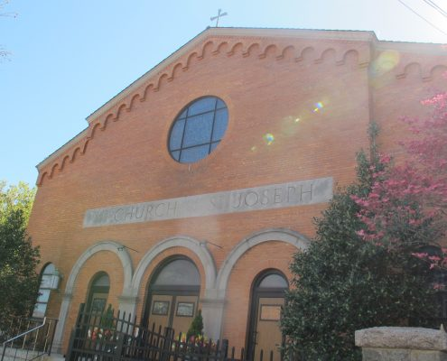 Saint Joseph Church Rosebank