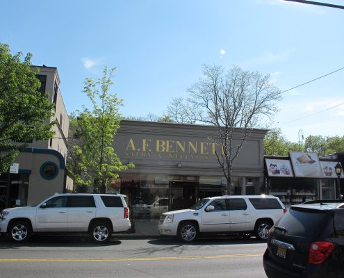 New Dorp Lane AF Bennett