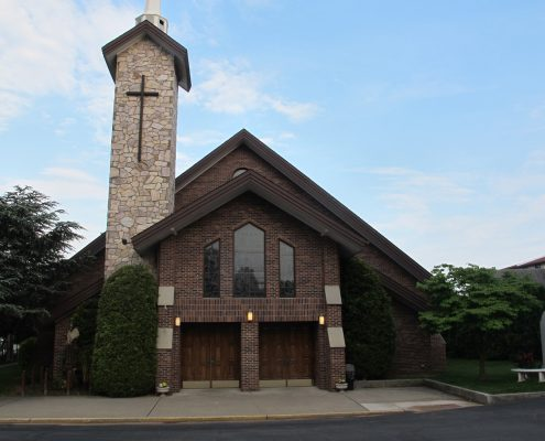 St Christpher's Church Grant City