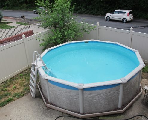 129 Mulberry pool