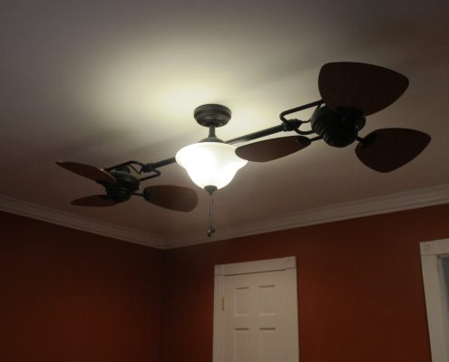 145 Lincoln ceiling fan