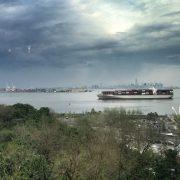 Saint George water view