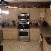 145 Darnell kitchen in master
