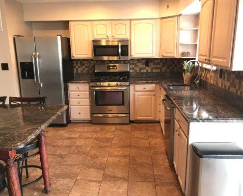 67 Ladd kitchen
