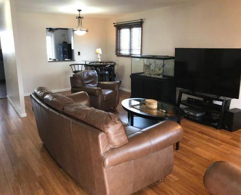 Living room 67 Ladd