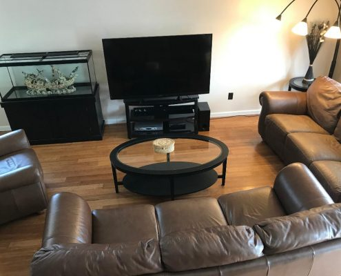 67 Ladd living room