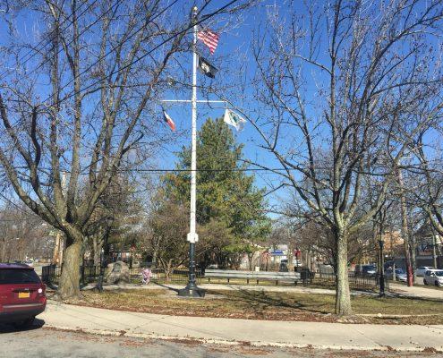 Annadale town circle