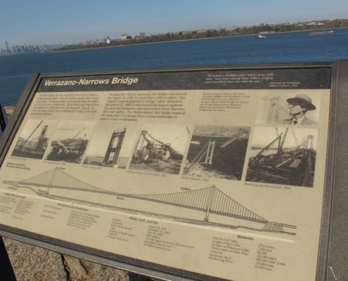 Verrazano Bridge History
