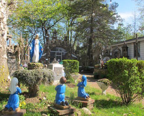 Our Lady Mount Carmel Shrine Rosebank