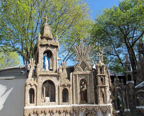 Rosebank Shrine Our Lady of Mount Carmel