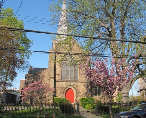 Saint Johns Church Rosebank