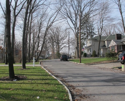 Street in Oakwood