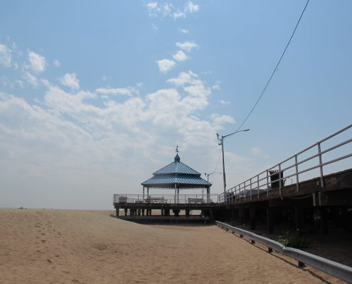 Gazebo on South Beach