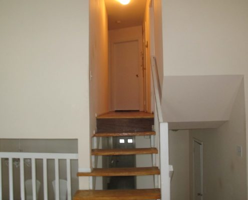 129 Mulberry Ave stairs to bedrooms