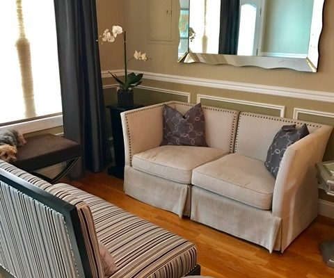 9 Hamlin Pl Living room