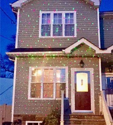 9 Hamlin winter christmas exterior