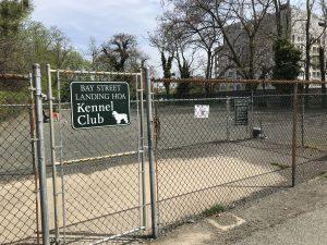 10 Bay st landing dog run play area