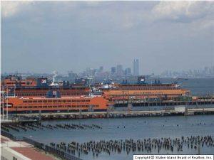Staten Island Ferry Saint George