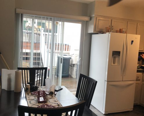 218 Virginia kitchen with SGD