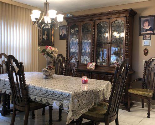 566 Travis Dining room 1