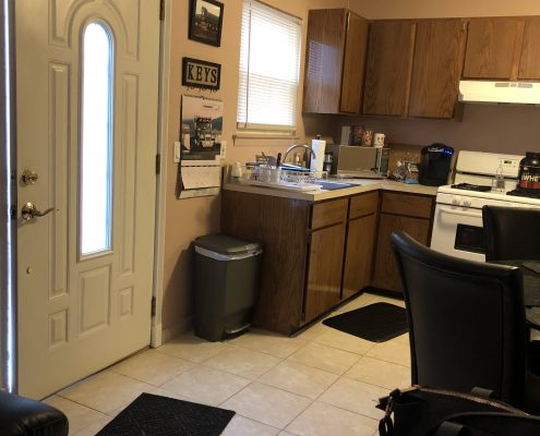 566 Travis side to to second kitchen
