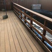 145 Darnell rear deck