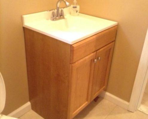 114v Baden bathroom sink vanity