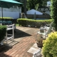 48 Fieldway backyard paver patio