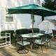 48 Fieldway patio area