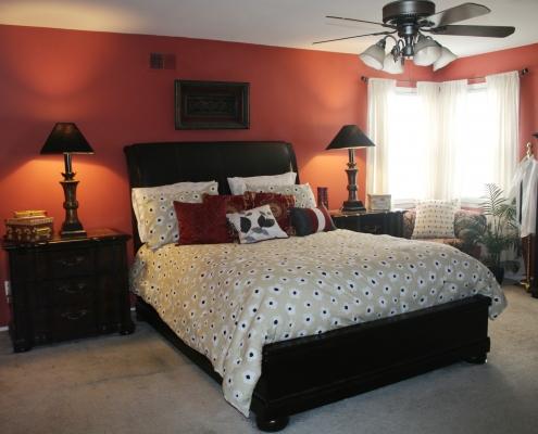66 Wieland master bedroom