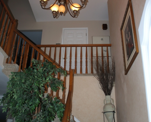 66 Wieland steps to second level